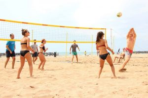 Beach Volley avec LSF