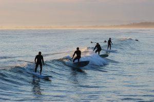 Stand Up Paddle sur les plages de Montpellier