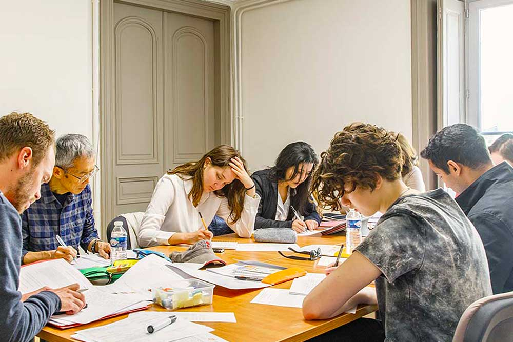 Exams - LSF | Learn French in South of France
