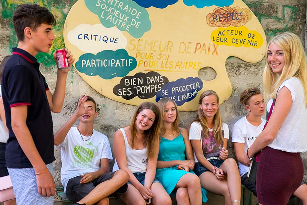 Learn French In The South Of France Lsf Montpellier School